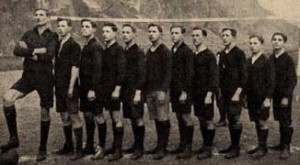 1. + 2. Mannschaft 1921